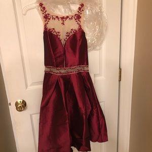 Short prom dress/ sweet 16